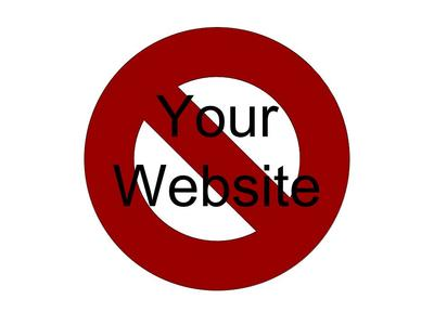 Surprise! Your Website May Be Blocked!
