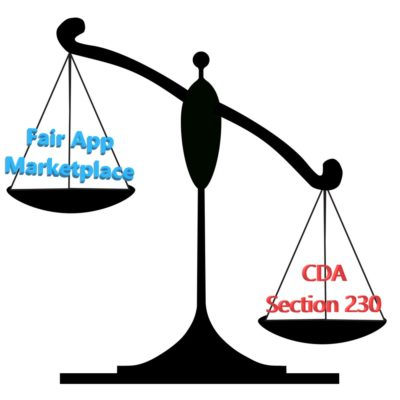 CDA Section 230: How a 1996 Law Undermines a Fair App Marketplace