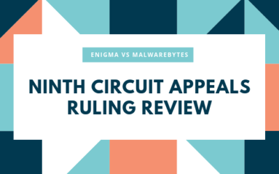 Breaking News Webinar: Section 230 / Ninth Circuit Ruling: Enigma Perspective