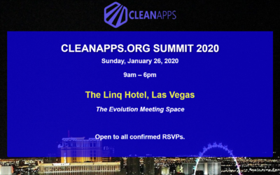 CleanApps Summit 2020 – Vegas